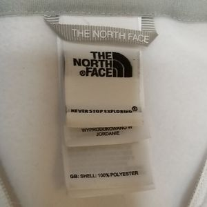The North Face Tops - The North Face fleece full zip sweater